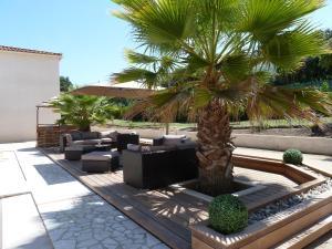 Résidence Dicieppo, Apartmánové hotely  Ajaccio - big - 24