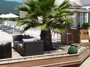 Résidence Dicieppo, Apartmánové hotely  Ajaccio - big - 30