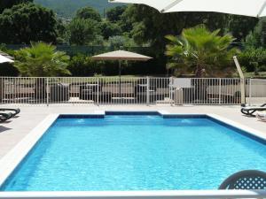 Résidence Dicieppo, Apartmánové hotely  Ajaccio - big - 23