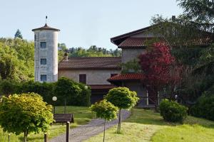 La Gazzeri, Residence&Country House, Апарт-отели  Tagliolo Monferrato - big - 50