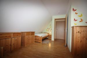 Ferienhaus Seeblick bei Dranske, Dovolenkové domy  Lancken - big - 10