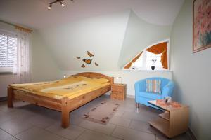 Ferienhaus Seeblick bei Dranske, Dovolenkové domy  Lancken - big - 2