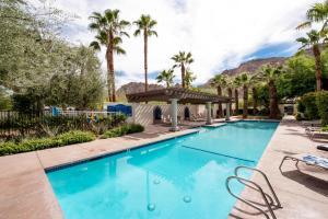 Studio Villa in La Quinta, CA (#LV001), Ville  La Quinta - big - 9
