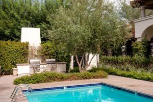 Studio Villa in La Quinta, CA (#LV001), Ville  La Quinta - big - 11