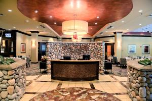 Embassy Suites Charlotte - Concord/Golf Resort & Spa, Hotel  Concord - big - 57