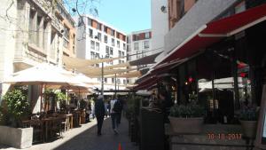 Alameda Lastarria, Ferienwohnungen  Santiago - big - 21