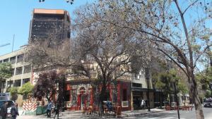 Alameda Lastarria, Ferienwohnungen  Santiago - big - 20