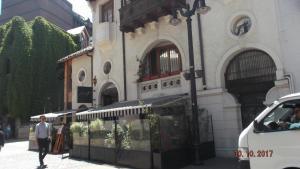 Alameda Lastarria, Apartments  Santiago - big - 19