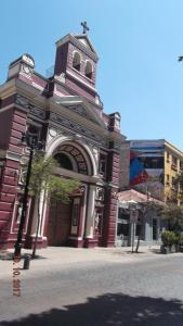 Alameda Lastarria, Ferienwohnungen  Santiago - big - 18