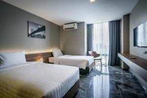 Onyx Hotel Bangkok, Hotel  Bangkok - big - 52