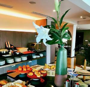 Somerset Grand Citra Jakarta, Apartmánové hotely  Jakarta - big - 36