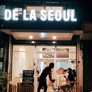 DE LA SEOUL Cafe'&Dormitory