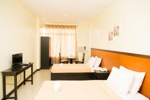 Ati-Atihan Festival Hotel, Отели  Калибо - big - 15