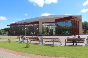 Гостиница Дворец гимнастики, Могилев