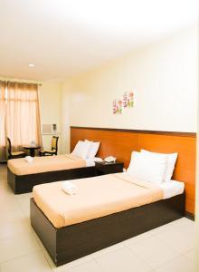 Ati-Atihan Festival Hotel, Отели  Калибо - big - 11