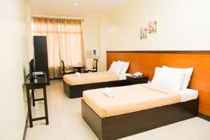 Ati-Atihan Festival Hotel, Hotely  Kalibo - big - 10