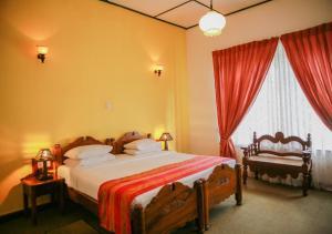 Hotel Glendower, Отели  Нувара-Элия - big - 37