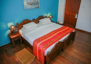 Hotel Glendower, Отели  Нувара-Элия - big - 4