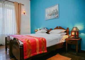 Hotel Glendower, Отели  Нувара-Элия - big - 38