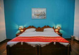 Hotel Glendower, Отели  Нувара-Элия - big - 3
