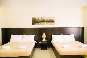 Ati-Atihan Festival Hotel, Отели  Калибо - big - 7