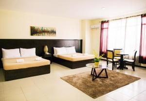 Ati-Atihan Festival Hotel, Отели  Калибо - big - 6