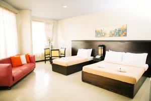 Ati-Atihan Festival Hotel, Отели  Калибо - big - 5