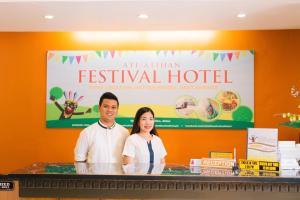 Ati-Atihan Festival Hotel, Отели  Калибо - big - 47