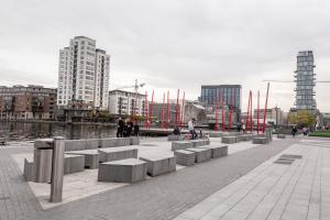 Beckett Central, Apartmány  Dublin - big - 19