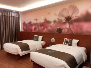 Pai Hotel Chengdu Cu Bridge Oushang City of Female Shoes, Hotel  Chengdu - big - 17