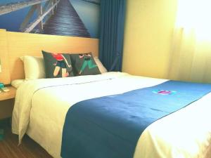 Pai Hotel Chengdu Cu Bridge Oushang City of Female Shoes, Hotel  Chengdu - big - 2