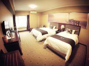 Staatsburgers Volksrepubliek China - Business Tweepersoonskamer met 2 Aparte Bedden
