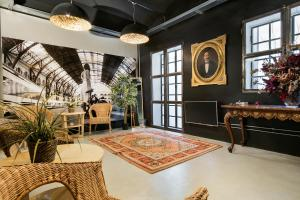 Fira Centric, Appartamenti  Barcellona - big - 50