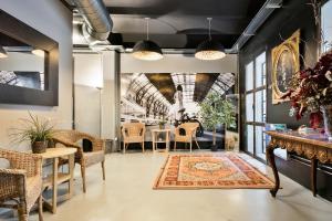 Fira Centric, Апартаменты  Барселона - big - 51