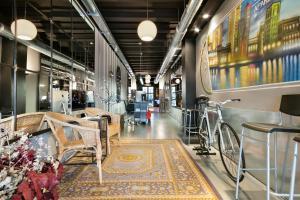 Fira Centric, Appartamenti  Barcellona - big - 41