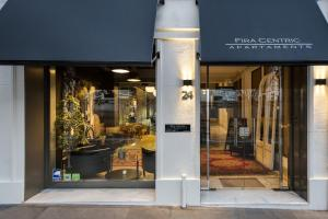 Fira Centric, Апартаменты  Барселона - big - 46