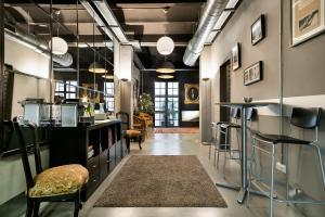 Fira Centric, Appartamenti  Barcellona - big - 44