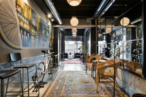 Fira Centric, Appartamenti  Barcellona - big - 27