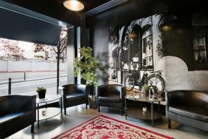 Fira Centric, Апартаменты  Барселона - big - 43