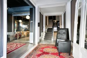 Fira Centric, Апартаменты  Барселона - big - 37