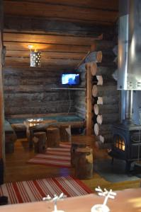Arctic Log cabin - Saariselkä