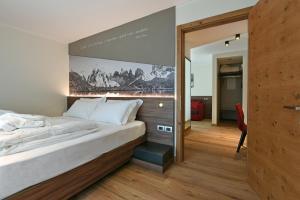 Dolomeet Boutique Hotel, Отели  Пинцоло - big - 14