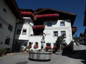 Apartmán Aparthotel Garni am Johannesbrunnen Fiss Rakousko