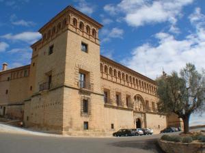 Parador de Alcañiz, Сарагоса
