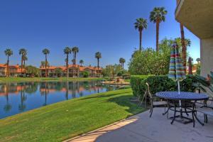2 Bedroom Condominium in La Quinta, CA (#PGA201), Dovolenkové domy  La Quinta - big - 8