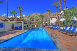Studio Villa in La Quinta, CA (#LV023), Villen  La Quinta - big - 3