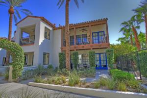 Studio Villa in La Quinta, CA (#LV023), Villen  La Quinta - big - 5