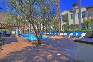 Studio Villa in La Quinta, CA (#LV023), Villen  La Quinta - big - 12