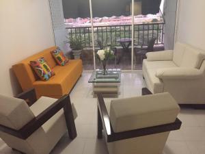 Apto Amoblado Cartagena, Appartamenti  Cartagena de Indias - big - 1