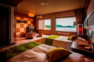 Shodoshima International Hotel, Ryokans  Tonosho - big - 20